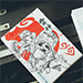Raijin Playing Cards by BOMBMAGIC