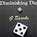 Diminishing Die (White) by G Sparks - Tour