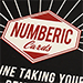 Numberic Cards by Taiwan Ben - Tour