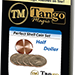 Perfect Shell Coin Set Half Dollar (Shell and 4 Coins D0201) by Tango Magic - Tour