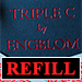 Refill for Triple C (Red) by Christian Engblom - Tour