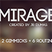 Mirage (Gimmicks and Online Instructions) by JB Dumas and David Stone - Tour