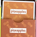Limited Edition Flavors Playing Cards - Pineapples