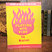 Playing with Fire (Rare/Limited) by Kazan - Livre