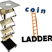 Coin Ladder (Stainless Steel) by Amazo Magic - Tour