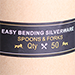 Easy Bending Silverware Spoons & Forks (50 ct.) - Tour