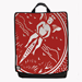 CARD Backpack (Red) by Paul Romhany and BOLDFACE - Tour
