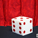 Ball to Dice (Red/White) by Mr. Magic - Tour