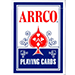 ARRCO Playing Cards (Blue)