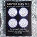 Gripper Coin (Set/10p) by Rocco Silano - Tour