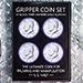 Gripper Coin (Set/U.S. 50) by Rocco Silano - Tour