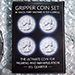 Gripper Coin (Set/U.S. 25) by Rocco Silano - Tour