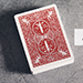 Bicycle Maiden Marked Playing Cards (Red)