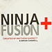 Ninja+ Fusion (With Online Instructions) by Matthew Garrett & Brian Caswell - Trick