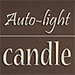 Auto-light Candle with Remote Control by Sorcier Magic - Trick