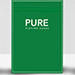 Pure NOC (Green) Playing Cards by TCC and HOPC