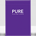 Pure NOC (Purple) Playing Cards by TCC and HOPC
