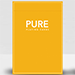 Pure (Yellow) Playing Cards