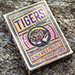Kings Wild Tigers Playing Cards by Jackson Robinson