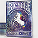 Bicycle Rainbow Gilded Unicorn Playing Cards