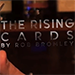 Alakazam Magic Presents The Rising Cards Red (DVD and Gimmicks) by Rob Bromley - Tour