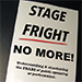 STAGE FRIGHT - NO MORE! by Rand Woodbury - Livre