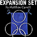 Expansion Set (Gimmick and Online Instructions) by Matthew Garrett - Tour