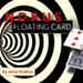 Andrus Floating Card Blue (Gimmicks and Online Instructions) by Jerry Andrus - Tour