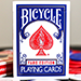 Limited Edition Bicycle Faro (Blue) Playing Cards