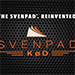 SvenPad® KoD Euro A4 Stage Size (Single) - Trick