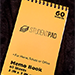 SvenPad® KoD Memo Pad (Yellow, Single) - Tour