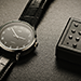 The Watch - Black Classic (Gimmicks and Online Instructions) by Joao Miranda