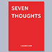 Seven Thoughts by Sungwon Kim - Livre
