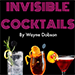 Invisible Cocktail (Gimmick and Online Instructions) by Wayne Dobson and Alan Wong - Trick