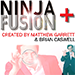 Ninja+ Fusion in Dark Black (With Online Instructions) by Matthew Garrett & Brian Caswell - Tour