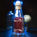 Cherry Casino (Reno Red) Impossible Bottles by Stanley Yashayev