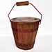 Wooden Duck Bucket by Tora Magic