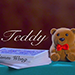 TEDDY (Blue) by Zamm Wong & Magic Action - Trick