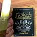 5th Kingdom Semi-Transformation (Artist Edition Gilded Gold 1 Way) Playing Cards