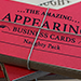 Appearing Business Cards (Naughty Pack) by Sam Gherman - Trick
