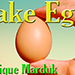 Fake Egg Brown by Quique Marduk - Trick