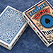 Eclipse Comic (Blue) Vintage Transformation Playing Cards