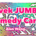 Tyvek Comedy Card Jumbo by Alan Wong - Trick
