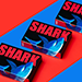 Shark Playing Cards by Riffle Shuffle