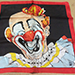 "Rice Picture Silk 18"" (Circus Clown) by Silk King Studios - Trick"