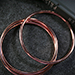 "4"" Linking Rings (Rose) by TCC - Trick"