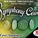Symphony Coins (English Penny) Gimmicks and Online Instructions by RPR Magic Innovations - Trick