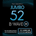 52 B Wave Jumbo 2.0 (Gimmicks and Online Instructions) by Vernet Magic - Trick