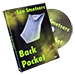 Back Pocket (DVD and Gimmick) by Leo Smetsers - DVD