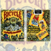 Bicycle Everyday Zombie Deck by USPCC